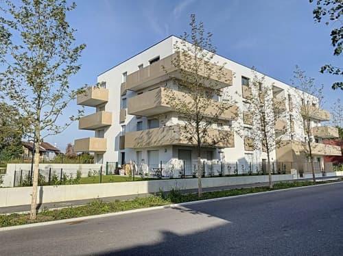 Huningue Appartement 4 pièces de 75 m² avec terrasse