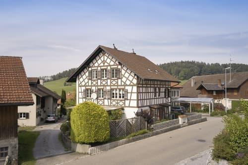 Wunderschönes Riegelhaus in Schlatt ZH