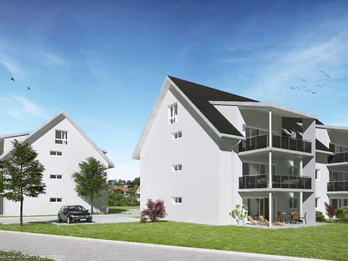 Neubau - Bachweid 3 in Cordast