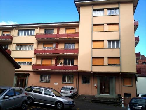 3.0-Zimmerwohnung im Erdgeschoss in Freiburg