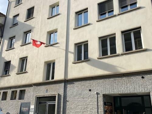 Rue des Alpes 11 in Freiburg