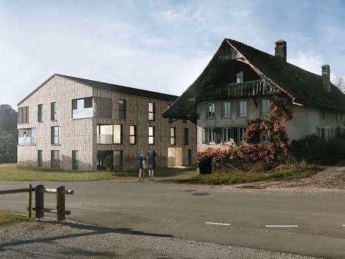 2.5 Zimmerwohnung in Avry-sur-Matran