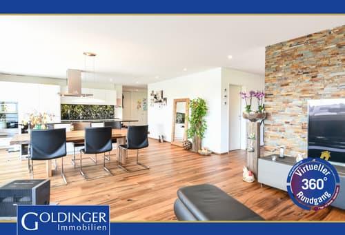 Moderne Wohnung mit schönem Raumangebot