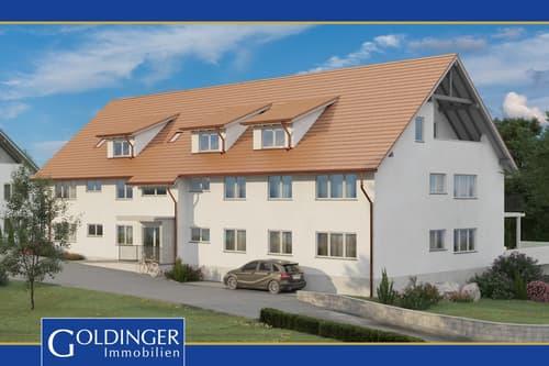 Neubauwohnung mit Ausbau nach Käuferwunsch