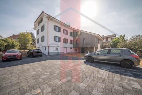 Appartement rénovés dans la charmante commune de Fontenais