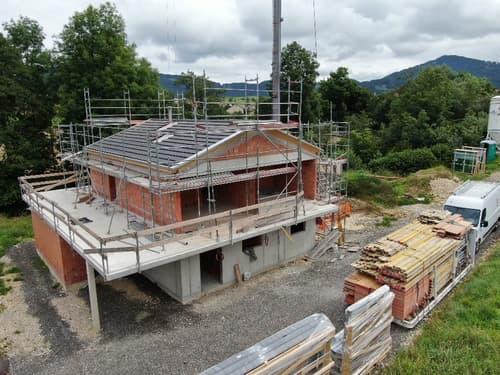 MAISON FAMILIALE DE CONSTRUCTION DE STANDING SUPÉRIEUR