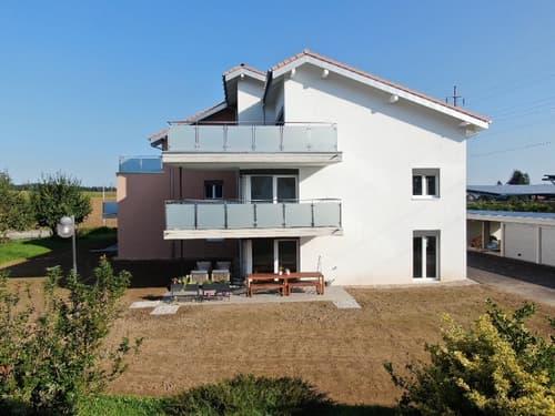 Magnifique Appartement de 4.5 pièces 108.4m2 avec terrasse de 24m2