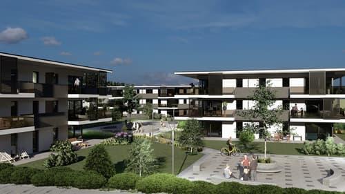 SUPER PRIX - Appartements neufs de haut standing de 2.5, 3.5, 4.5 et 5.5 pièces dès CHF 260'000.--