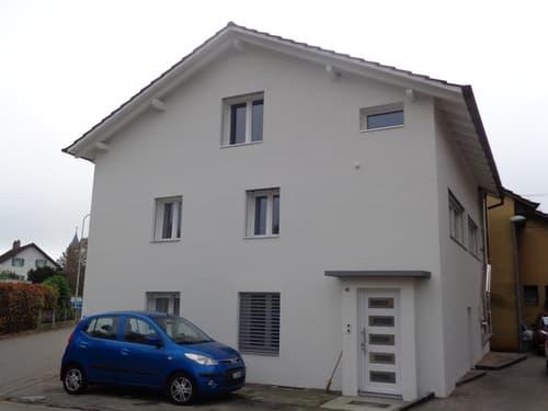 Petit immeuble à rendement comprenant 3 appartements loués