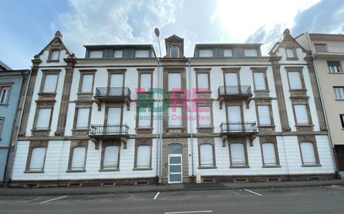 Immeuble de 950 m2 - 8 appartements-COLMAR