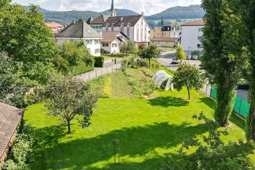 Terrain à bâtir au centre de Courgenay