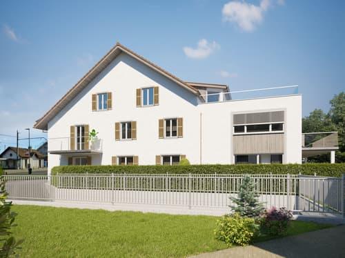 Choix d'appartements neufs, 2.5 - 3.5 - 4.5 et ATTIQUE