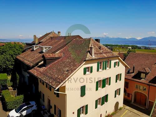 Magnifique maison villageoise proposant deux logements