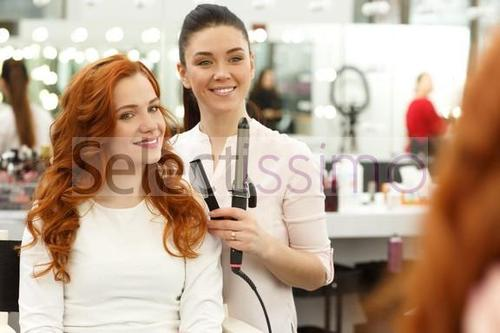 Salon de coiffure au centre de Bulle