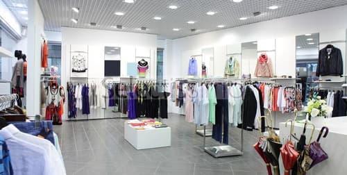 Boutique situé dans un centre commercial de Fribourg