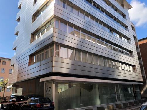 Ufficio moderno in centro a Lugano