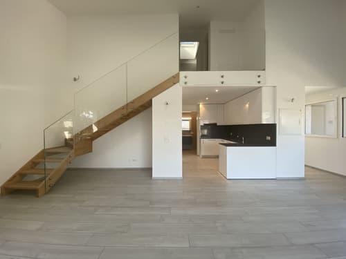 4.5 locali duplex con terrazza