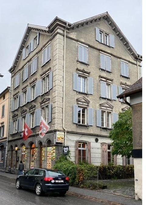 Renditeobjekt an bester Lage im Ausgangsviertel von Chur!