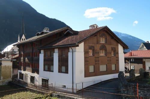 Schöne 4.5-Zimmer-Wohnung in Trun