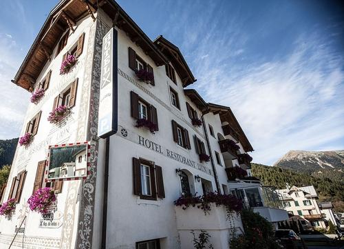 Traditionsreches Hotel mit Wellnessoase