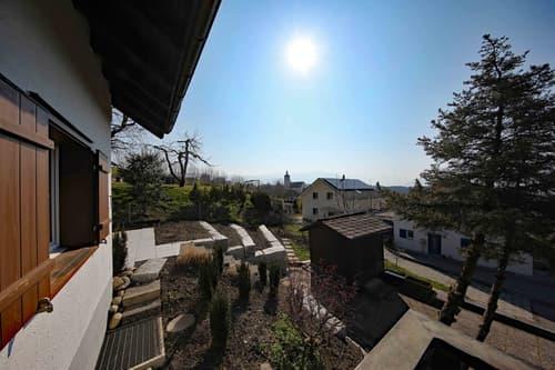 Wohnen am Sonnenhang - im Landhaus mit Aussicht