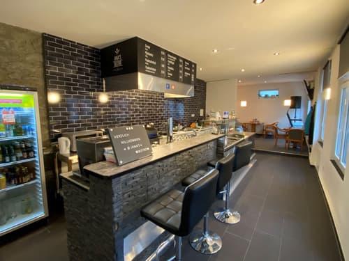 Restaurant-Ladenlokal