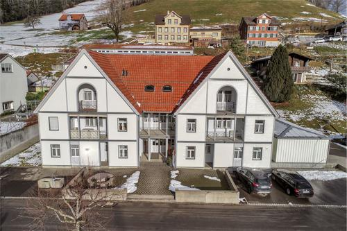 Ehemaliges Gemeindehaus Krinau