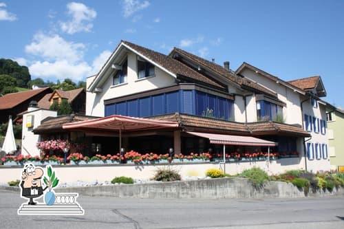 Zu verkaufen Restaurant an Hanglage mit Wohnmöglichkeiten