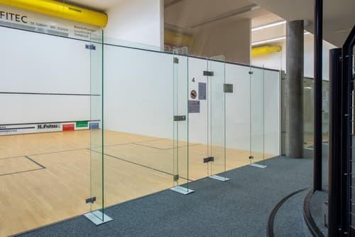 Sportcenter mit Squash