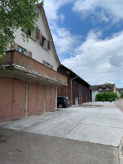 Bauernhaus mit grosszügigem Umschwung an zentraler Lage in Müllheim TG