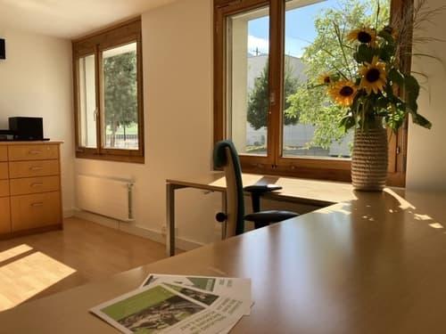 Ein attraktives Büro im Haus der Begegnung