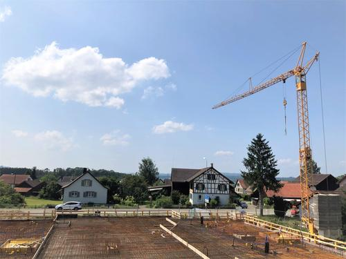 Überbauung Linde, Altishausen