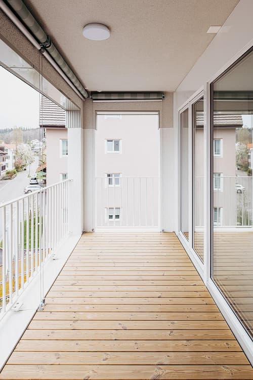 Ankommen und Wohlfühlen - Erstvermietung 3.5 Zimmerwohnung in Flawil