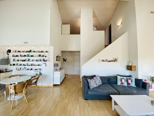 Moderne Maisonette-Wohnung in familienfreundlichem Quartier