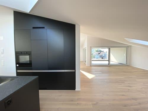 offene Küche / Wohn- und Esszimmer