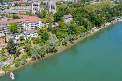 INVESTITIONSPOTENTIAL AN TOP LAGE IN DER STADT BASEL