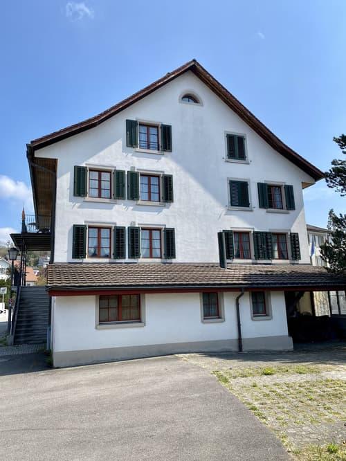 Wohn- und Geschäftshaus im Herzen vom Dorf