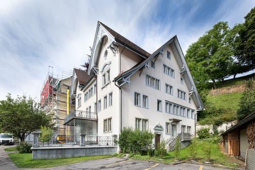 Geschichtsträchtige Mehrfamilienhäuser