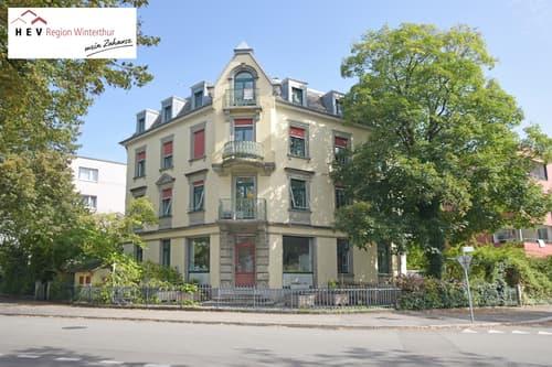 Mehrfamilienhaus mit Geschichte und Stil
