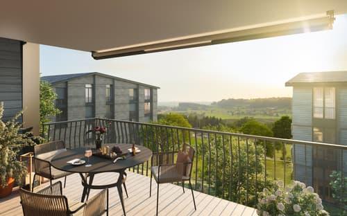 Ihr neues Zuhause im idyllischen «Wilmisberg» (1)