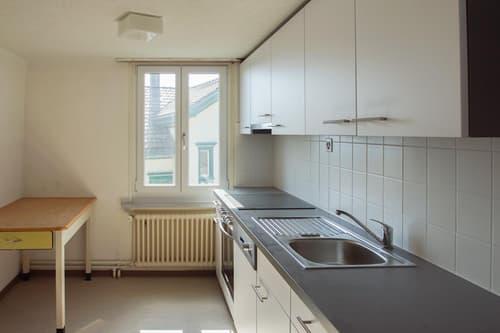 Küche / 3-Zi. Wohnung