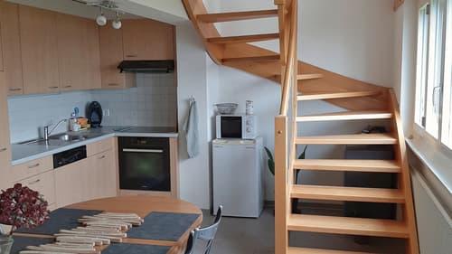 Appartement 2.5 pces en duplex à Domdidier / FR