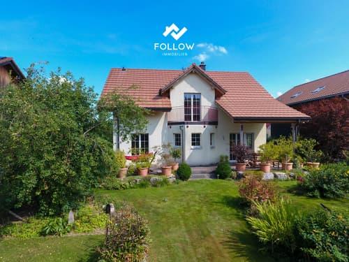 5.5-Zimmer-Einfamilienhaus im Familienparadies