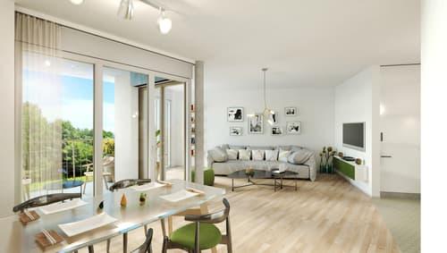 9 Beaux appartements à louer sur plan à Payerne