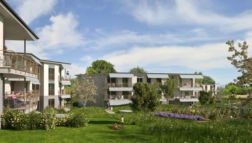 SENIORS - Bel appartement adapté et adaptable de 2.5 pièces