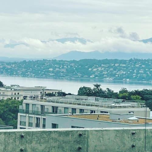 Loft - Townhouse vue lac à Genève