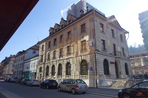 A vendre  Immeuble administratif et commercial