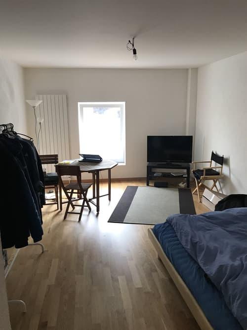 Appartement de 1.5 pièce au 1er étage