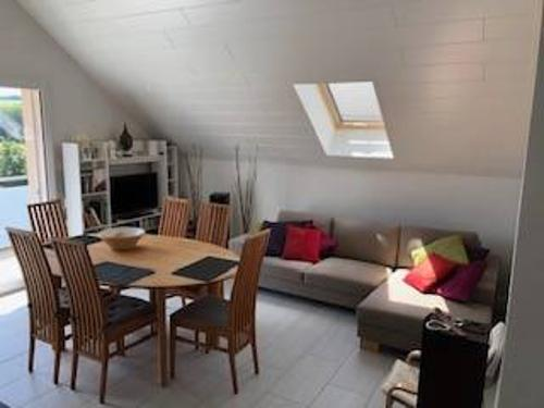 Magnifique appartement de 2.5 pièces aux combles