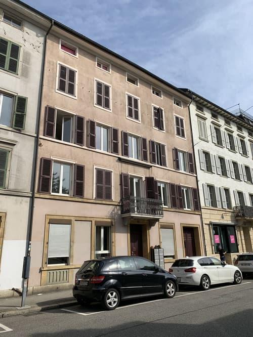 Grosszügige 5-Zimmer-Familienwohnung nahe Altstadt